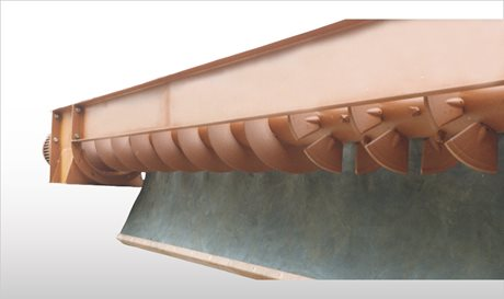 Screw Conveyors for Fresh Concrete - CMC