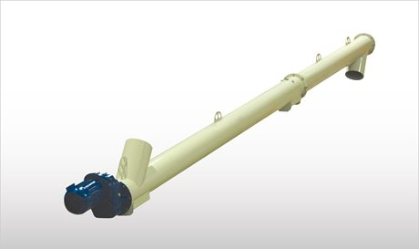 Tubular Screw Conveyors - TU