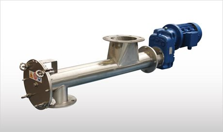 Food-grade Stainless Steel Tubular Screw Conveyors - TXF